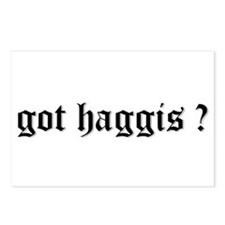 got haggis ? Postcards (Package of 8)
