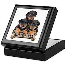 its a puppy thing! Keepsake Box