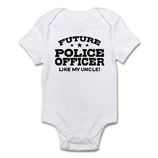 Future Police Officer Onesie