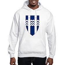 Reykjavik Coat of Arms Hoodie