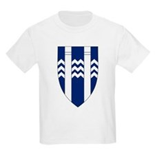 Reykjavik Coat of Arms Kids T-Shirt