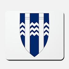 Reykjavik Coat of Arms Mousepad