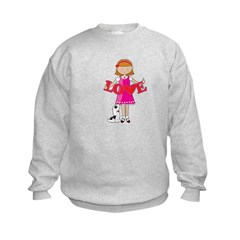 Little Girl Love Sweatshirt