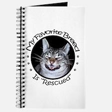 My Favorite Breed Is Rescued Journal