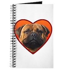 Valentine's Bullmastiff Journal