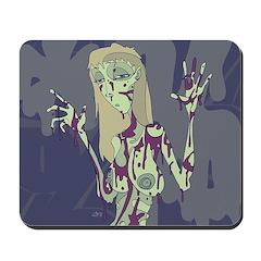 Casual Zombie Mousepad