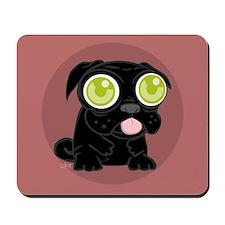 Chi-Pug Mousepad