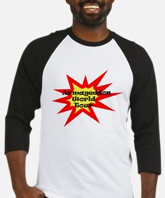 Funny 2012 end of the world Baseball Jersey