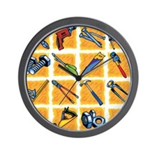 Tools Pattern. Wall Clock