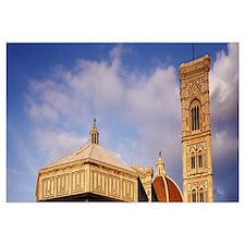 Bapistry San Giovani, The Dome and il Campanile Fl