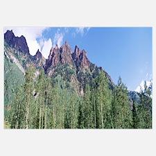 Sievers Mountains Maroon Bells-Snowmass Wilderness