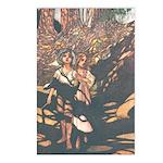 Charles Robinson's Hansel & Gretel Postcards (Pack
