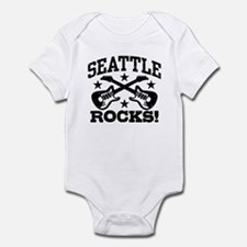 Seattle Rocks Infant Bodysuit