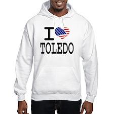 I LOVE TOLEDO Hoodie