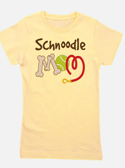 Schnoodle Dog Mom T-Shirt