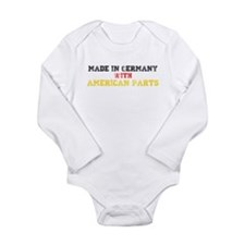 Made in Germany Onesie Romper Suit