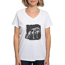 Gray Wolf. Shirt