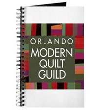 Cute Quilt guild Journal