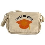 Class of 2023 (Orange) Messenger Bag