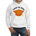 Class of 2024 (Orange) Hooded Sweatshirt
