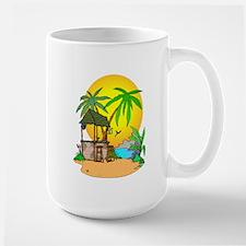 Tiki Bar Closed Mug
