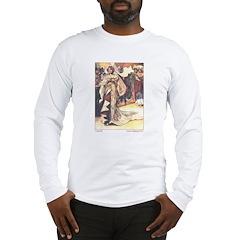 Charles Robinson's Cinderella Long Sleeve T-Shirt