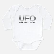 UFO Hunter Long Sleeve Infant Bodysuit