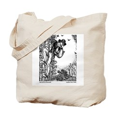 Cole's Jack & Beanstalk Tote Bag