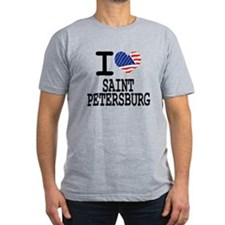 I LOVE SAINT PETERSBURG T
