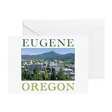 Eugene oregon Stationery