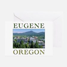 Cute Oregon Greeting Card