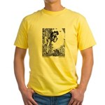 Cole's Jack & Beanstalk Yellow T-Shirt