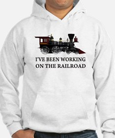 I've Been Working on the Railroad Jumper Hoody
