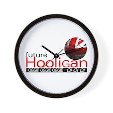 Future Hooligan Wall Clock