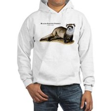 Black-Footed Ferret Hoodie