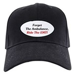 Ride The EMT! Black Cap