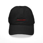 Ride The EMT! Black Cap