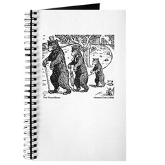Cole's Three Bears Journal