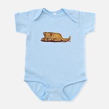 Little Dog Infant Bodysuit