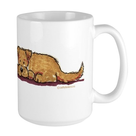 Little Dog Large Mug