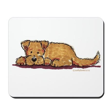 Little Dog Mousepad