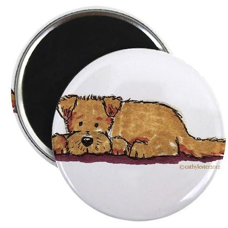 Little Dog Magnet