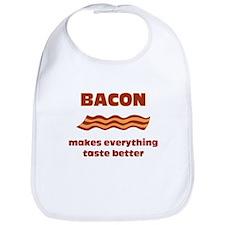 Bacon makes Everything Taste Bib