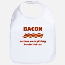 Bacon makes Everything Taste Bib