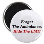 Ride The EMT! Magnet