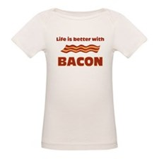 Life Is Better With Bacon Tee