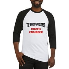Unique Traffic engineers Baseball Jersey