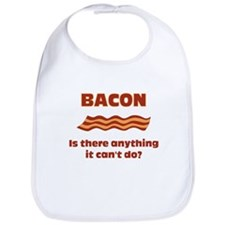 Bacon, Is There Anything It C Bib