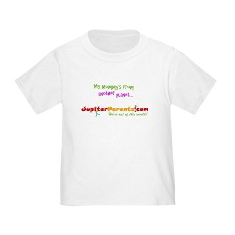 """My Mommy's From"" Toddler T-Shirt"
