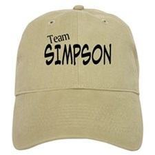 Team Simpson Khaki Cap